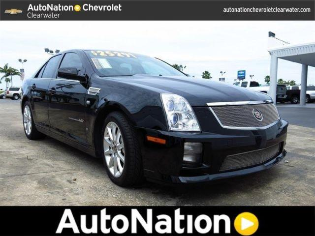 2008 cadillac sts v for sale in clearwater florida. Black Bedroom Furniture Sets. Home Design Ideas