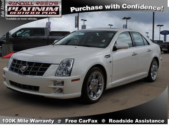 2008 cadillac sts v6 for sale in huntsville texas. Black Bedroom Furniture Sets. Home Design Ideas