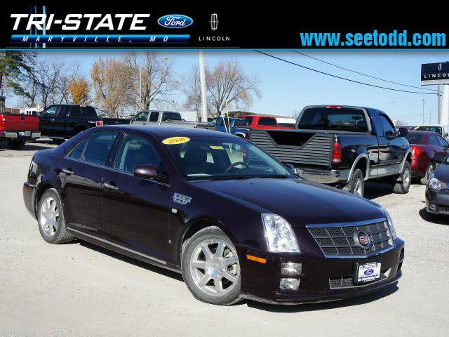 2008 cadillac sts v8 for sale in maryville missouri. Black Bedroom Furniture Sets. Home Design Ideas
