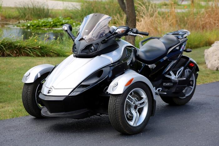 2008 can am r spyder gs roadster sm5 for sale in phoenix arizona classified. Black Bedroom Furniture Sets. Home Design Ideas