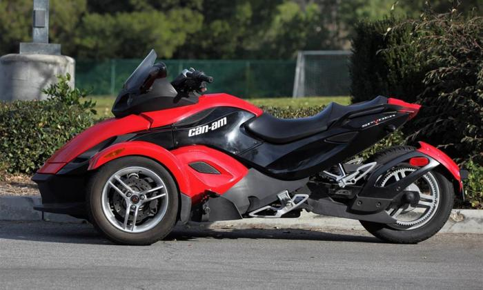 2008 can am spyder for sale in anaheim california classified. Black Bedroom Furniture Sets. Home Design Ideas