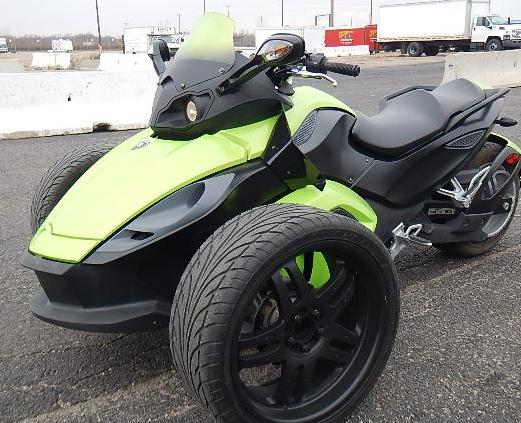 2008 can am spyder for sale in byron center michigan classified. Black Bedroom Furniture Sets. Home Design Ideas