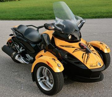 2008 can am spyder for sale in new orleans louisiana classified. Black Bedroom Furniture Sets. Home Design Ideas