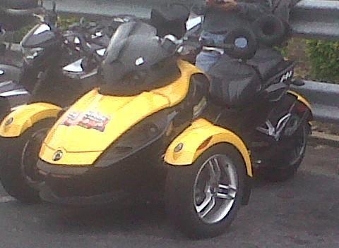 2008 Can-Am Spyder GS (SE5)