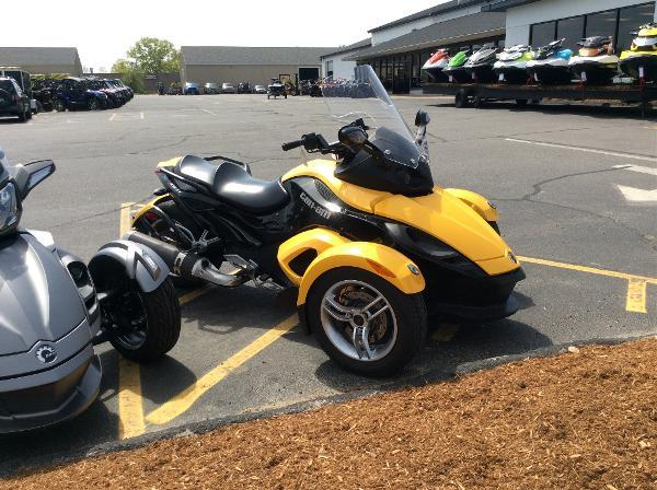 2008 can am spyder gs sm5 for sale in manchester new hampshire classified. Black Bedroom Furniture Sets. Home Design Ideas