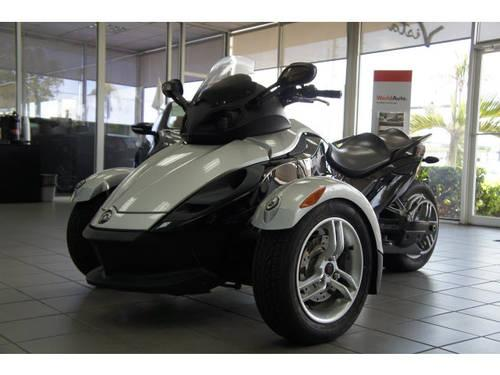 2008 can am spyder trike a18h for sale in pompano beach florida classified. Black Bedroom Furniture Sets. Home Design Ideas