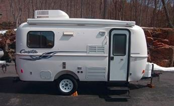 2008 Casita 17 Freedom Deluxe Length 17