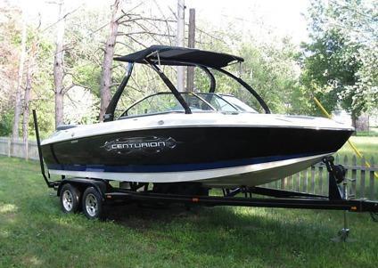2008 Centurion Enzo Sv220 Black Scorpion 330hp Boat For