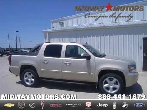 2008 Chevrolet Avalanche 1500 Truck For Sale In Hillsboro