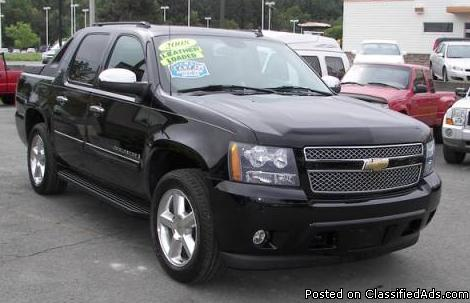 2008 chevrolet avalanche ltz for sale in traverse city for North point motors traverse city