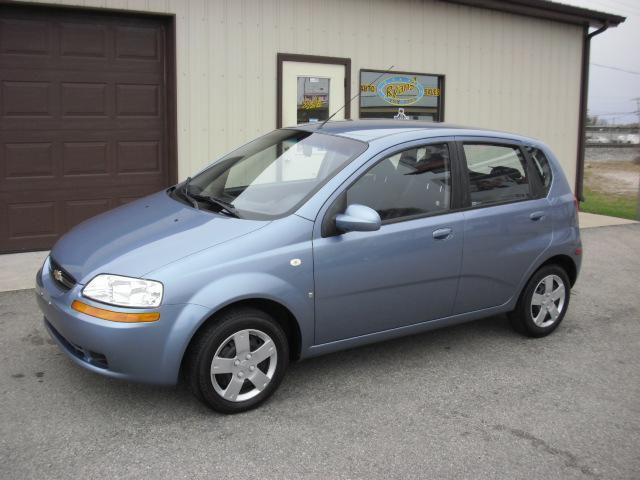 2008 chevrolet aveo 5 ls for sale in muncie indiana classified. Cars Review. Best American Auto & Cars Review
