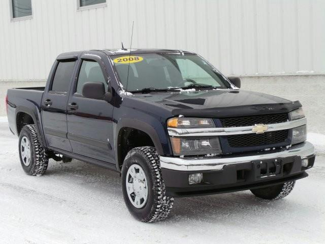 2008 chevrolet colorado lt 4x4 lt crew cab 4dr for sale in meskegon michigan classified. Black Bedroom Furniture Sets. Home Design Ideas