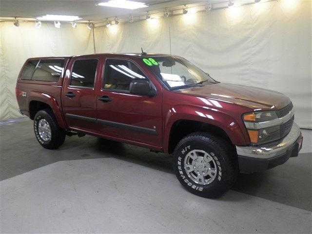 2008 chevrolet colorado lt 4x4 lt crew cab 4dr for sale in duluth minnesota classified. Black Bedroom Furniture Sets. Home Design Ideas
