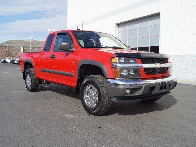 2008 Chevrolet Colorado Work Truck 4x4
