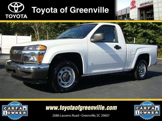 2008 chevrolet colorado work truck for sale in greenville south carolina classified. Black Bedroom Furniture Sets. Home Design Ideas