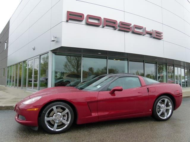 2008 Chevrolet Corvette Base Base 2dr Coupe For Sale In