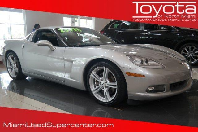 2008 chevrolet corvette base base 2dr coupe for sale in miami florida classified. Black Bedroom Furniture Sets. Home Design Ideas