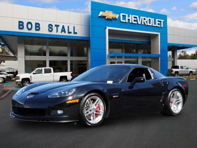 2008 Chevrolet Corvette Coupe Z06 Coupe 2D for Sale in La Mesa ...