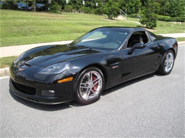 2008 chevrolet corvette z06 for sale in rockville. Black Bedroom Furniture Sets. Home Design Ideas