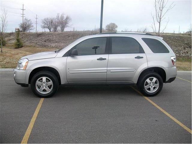 2008 chevrolet equinox ls for sale in idaho falls idaho. Black Bedroom Furniture Sets. Home Design Ideas