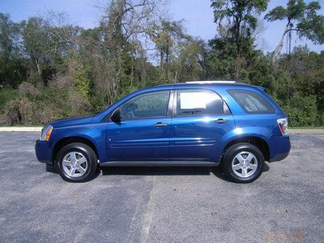 2008 chevrolet equinox ls for sale in quincy florida. Black Bedroom Furniture Sets. Home Design Ideas