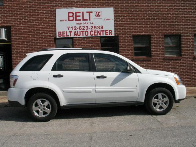 2008 chevrolet equinox ls for sale in red oak iowa. Black Bedroom Furniture Sets. Home Design Ideas