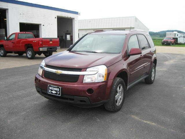 2008 chevrolet equinox lt for sale in bangor wisconsin. Black Bedroom Furniture Sets. Home Design Ideas