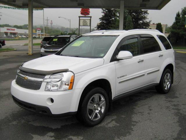 2008 chevrolet equinox lt for sale in new bethlehem. Black Bedroom Furniture Sets. Home Design Ideas