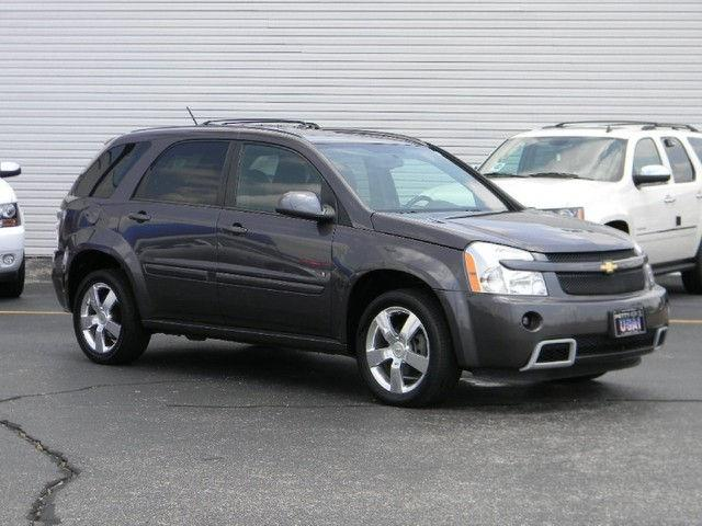 2008 chevrolet equinox sport for sale in union city tennessee. Cars Review. Best American Auto & Cars Review