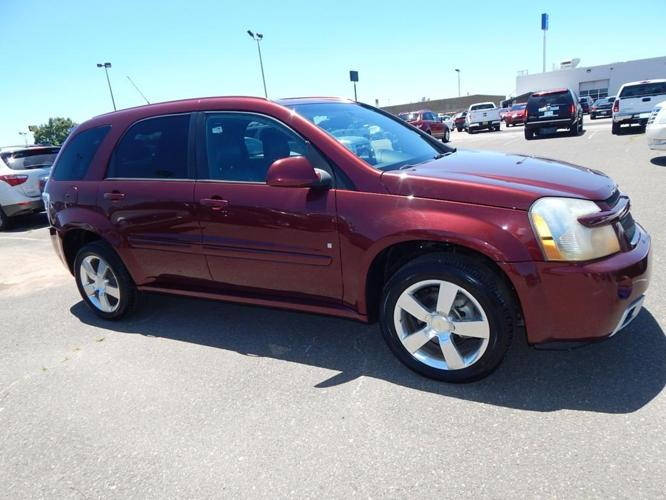 2008 chevrolet equinox sport sport 4dr suv for sale in. Black Bedroom Furniture Sets. Home Design Ideas