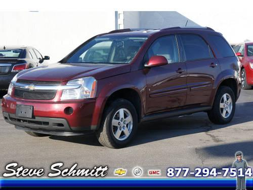 2008 chevrolet equinox suv lt for sale in grantfork. Black Bedroom Furniture Sets. Home Design Ideas