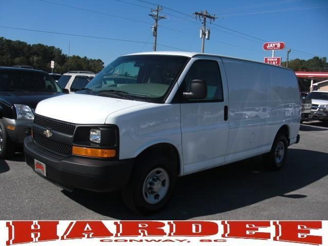 2008 chevrolet express 2500 cargo for sale in conway south carolina classified. Black Bedroom Furniture Sets. Home Design Ideas