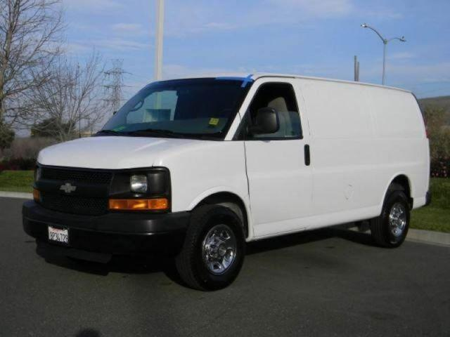 2008 chevrolet express 2500 cargo van 3d for sale in. Black Bedroom Furniture Sets. Home Design Ideas