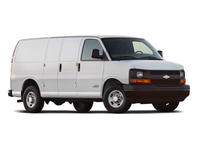 2008 Chevrolet Express Cargo 1500 1500 3dr Cargo Van