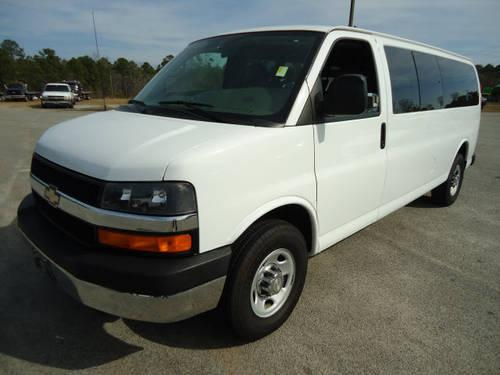 Woody Folsom Chevrolet >> 2008 Chevrolet Express Extended Van LS 3500 for Sale in ...