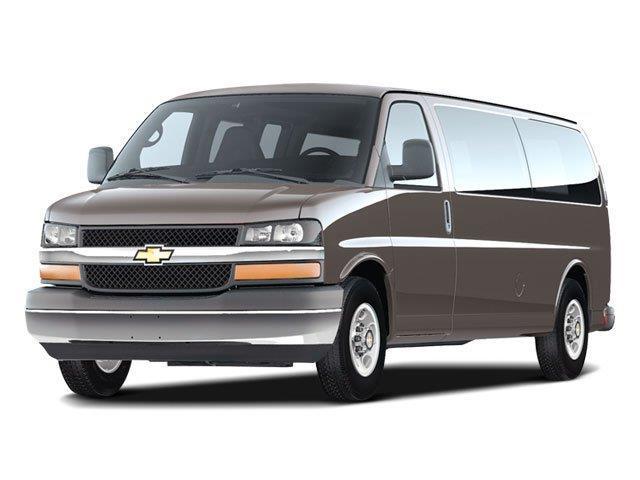 2008 Chevrolet Express Passenger LS 1500 LS 1500 3dr