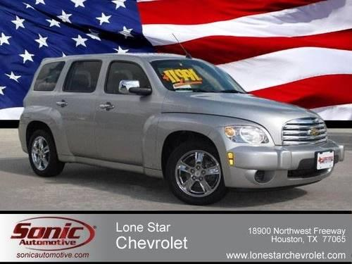 Lone Star Chevrolet Houston Tx >> 2008 Chevrolet HHR Sport Utility LT for Sale in Houston, Texas Classified | AmericanListed.com