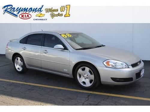 2008 chevrolet impala 4d sedan ss for sale in antioch illinois classified. Black Bedroom Furniture Sets. Home Design Ideas