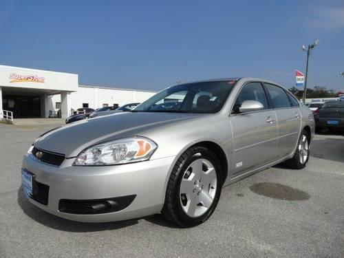 2008 chevrolet impala 4dr car ss for sale in pensacola florida classified. Black Bedroom Furniture Sets. Home Design Ideas