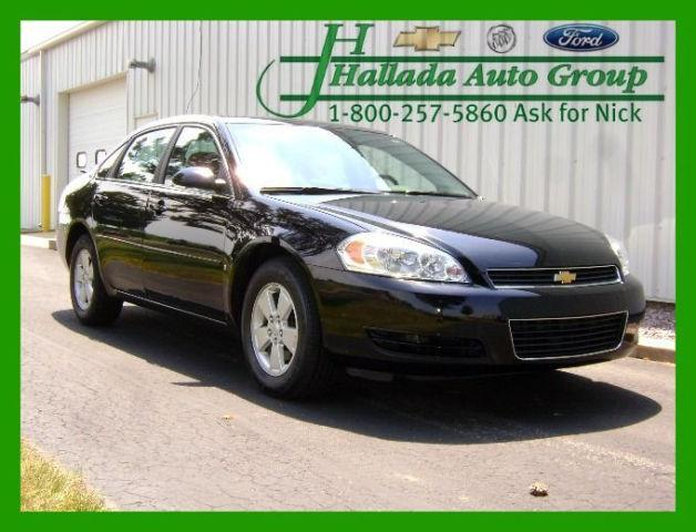 2008 Chevrolet Impala Lt For Sale In Dodgeville Wisconsin