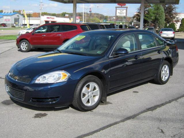 2008 chevrolet impala lt for sale in new bethlehem pennsylvania classified. Black Bedroom Furniture Sets. Home Design Ideas