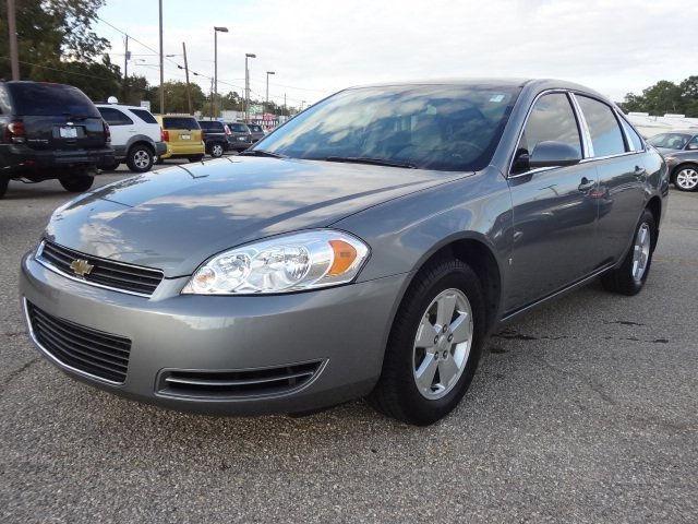 2008 Chevrolet Impala Lt For Sale In Dothan Alabama