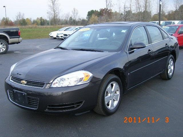 2008 chevrolet impala lt for sale in elma new york classified. Black Bedroom Furniture Sets. Home Design Ideas