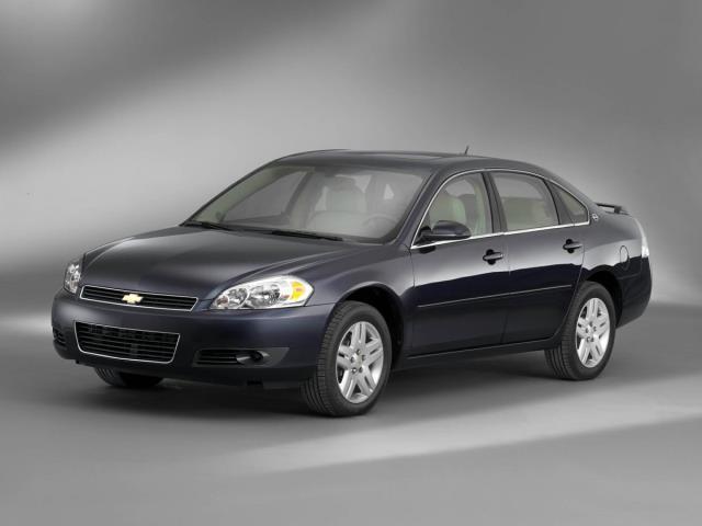 2008 Chevrolet Impala LT LT 4dr Sedan