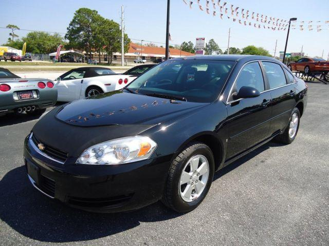 2008 chevrolet impala lt sedan for sale in englewood florida classified. Black Bedroom Furniture Sets. Home Design Ideas