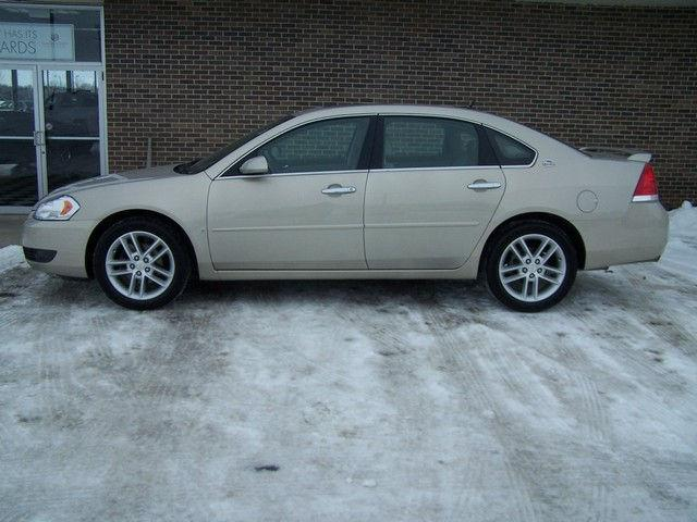 2008 chevrolet impala ltz for sale in brookings south dakota classified. Black Bedroom Furniture Sets. Home Design Ideas