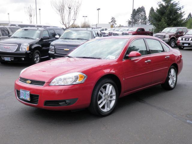 2008 chevrolet impala ltz for sale in sandy oregon classified. Black Bedroom Furniture Sets. Home Design Ideas