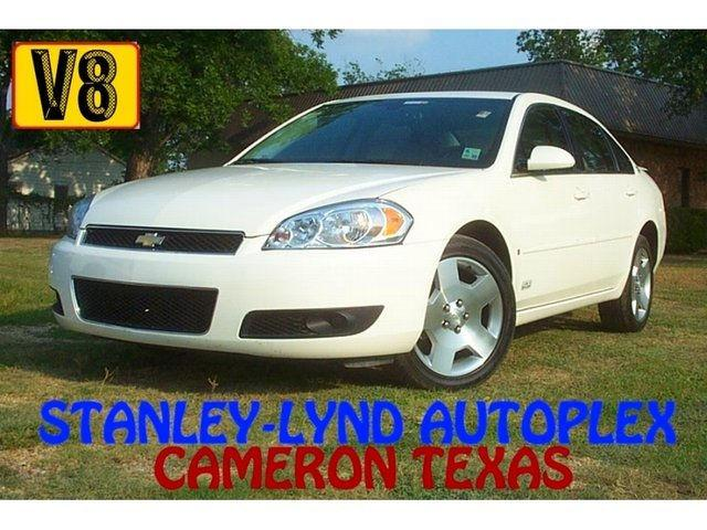 2008 chevrolet impala ss for sale in cameron texas classified. Black Bedroom Furniture Sets. Home Design Ideas