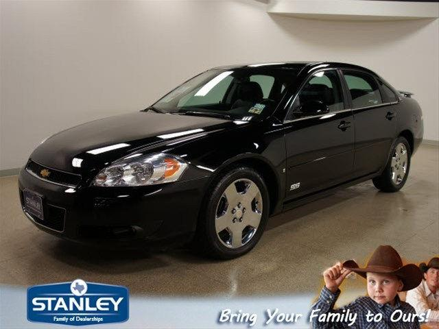 2008 chevrolet impala ss for sale in andrews texas classified. Black Bedroom Furniture Sets. Home Design Ideas