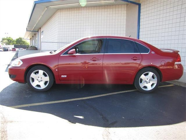 2008 chevrolet impala ss for sale in nixa missouri. Black Bedroom Furniture Sets. Home Design Ideas